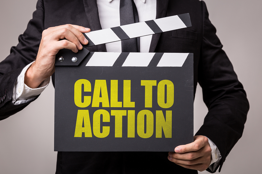 how to make customers take action
